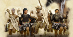 Tour Zuid Afrikaanse God