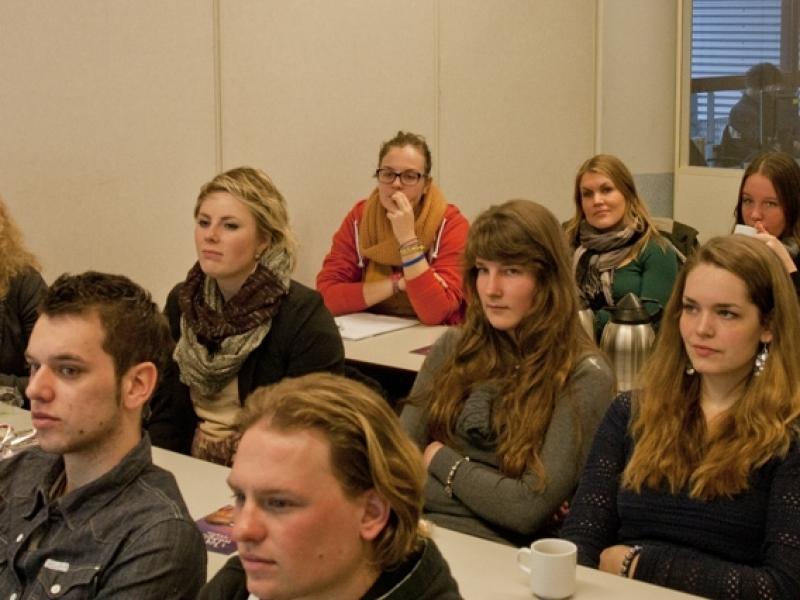 Windesheim Zwolle - Studenten actief naar Zuid-Afrika